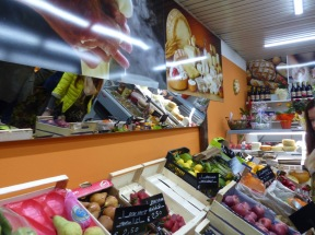 Fruit shop Ponte