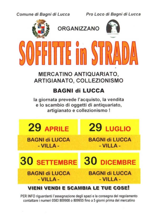 Soffitte in Strada