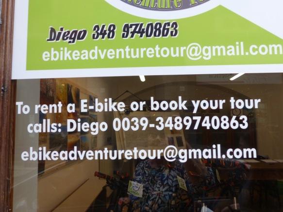 E-bike adventure tours