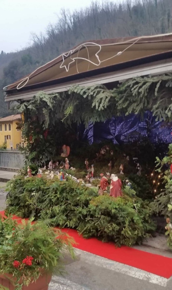 Presepe at Ponte a Serraglio